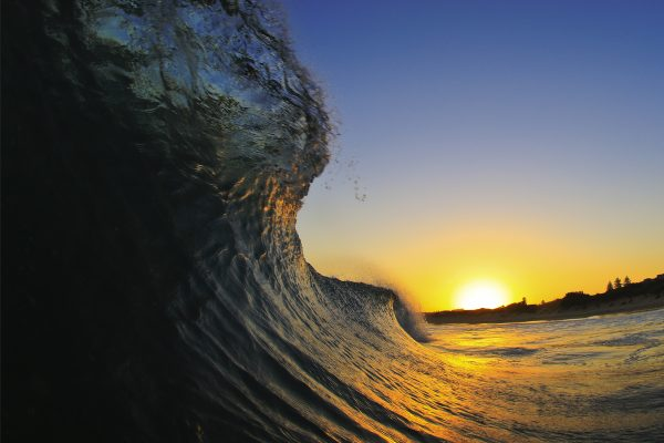 Sunset Descent