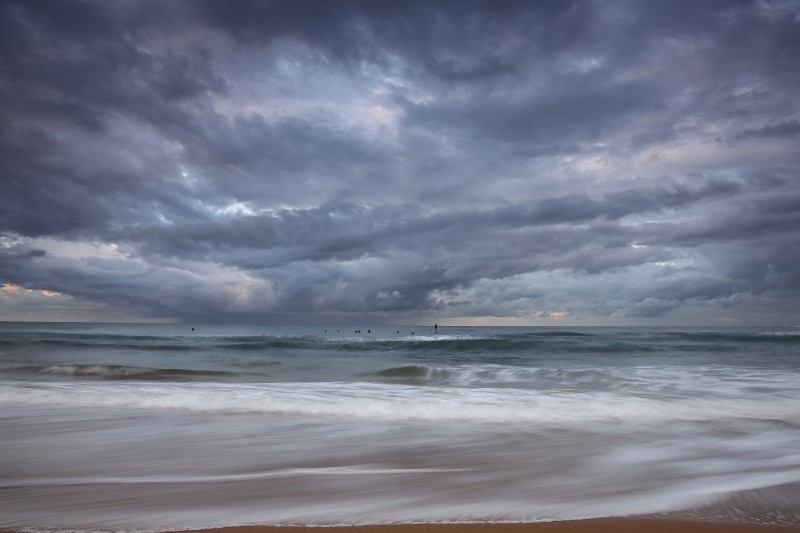 Newport Storm On The Horizon